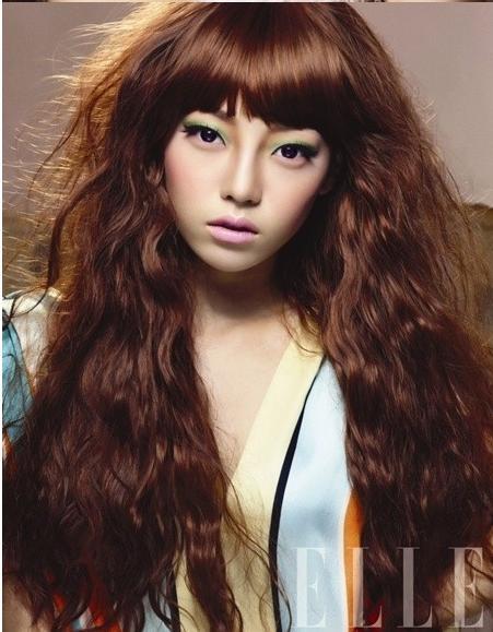 kara組合日文專輯《super girl》造型唯美 妮可具荷拉驚豔妝容大賞 - 色彩地帶