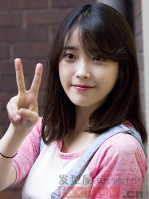 韓國清純女高中生髮型 甜美氣質媲美校花 - 色彩地帶