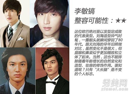 哪些韓國男星整容了? 韓團SJ圭賢自曝割雙眼皮 - 色彩地帶
