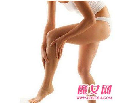按摩小腿能瘦嗎?怎麼按摩能瘦腿_瘦腿按摩手法 - 色彩地帶
