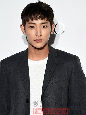 男士方形臉適合什麼髮型 韓式燙髮最有型 - 色彩地帶