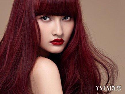 染頭髮什麼顏色顯白? 5種顏色讓你的頭髮好看又顯白 - 色彩地帶