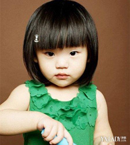 小孩髮型圖片女短髮介紹 幾款髮型讓你可愛又天真 - 色彩地帶
