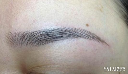 紋眉可以洗掉嗎 紋眉好不好有什麼影響 - 色彩地帶