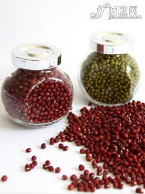 秋季神奇減肥良方 紅豆綠豆來助瘦 - 色彩地帶