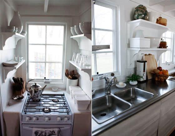 mobile home kitchen remodel black stainless steel 7张舒适的房车设计 : ps笔刷吧-笔刷免费下载