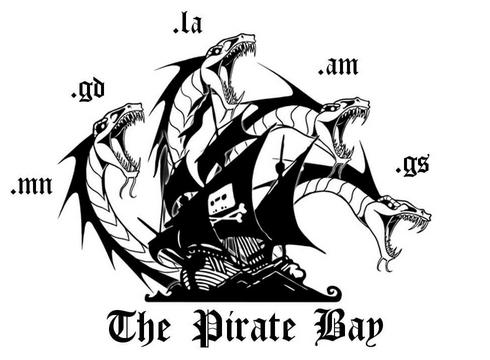 The Pirate Bay : six domaines de perdus, un de retrouvé