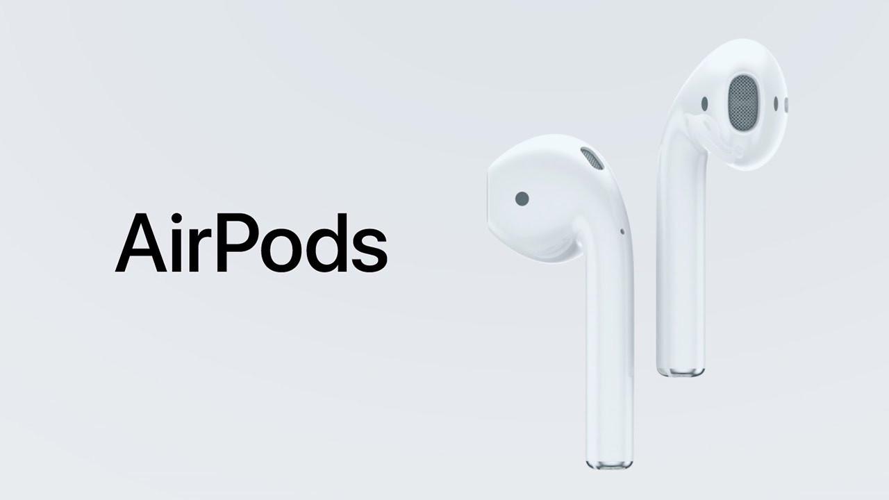 Les AirPods d'Apple, les écouteurs sans fil à 179 euros