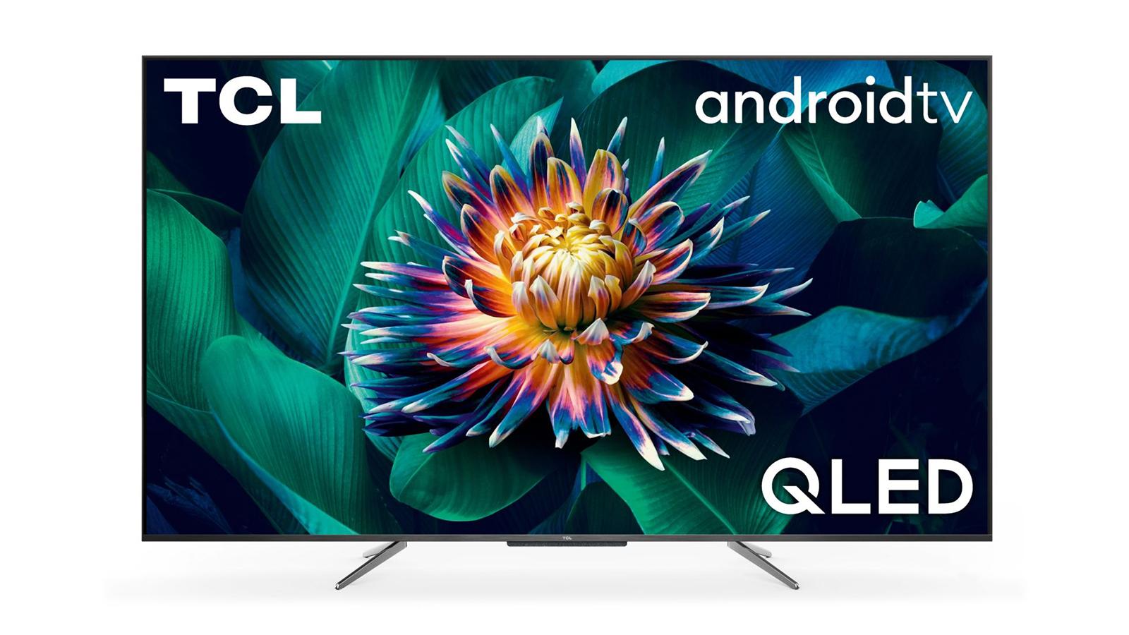 une smart tv qled tcl 55 a moins de 500