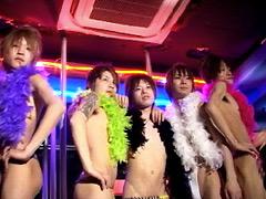 DDE2~リンボー&ファッションショー&楽屋裏H~