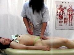 ●●整体に通う美人患者の衝撃映像 其の七