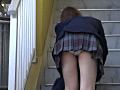 毎朝通勤途中に見かける女子校生のパンチラが見えてヤリタイと思ったら、彼女もメコスジ濡れ濡れヤリタガール。