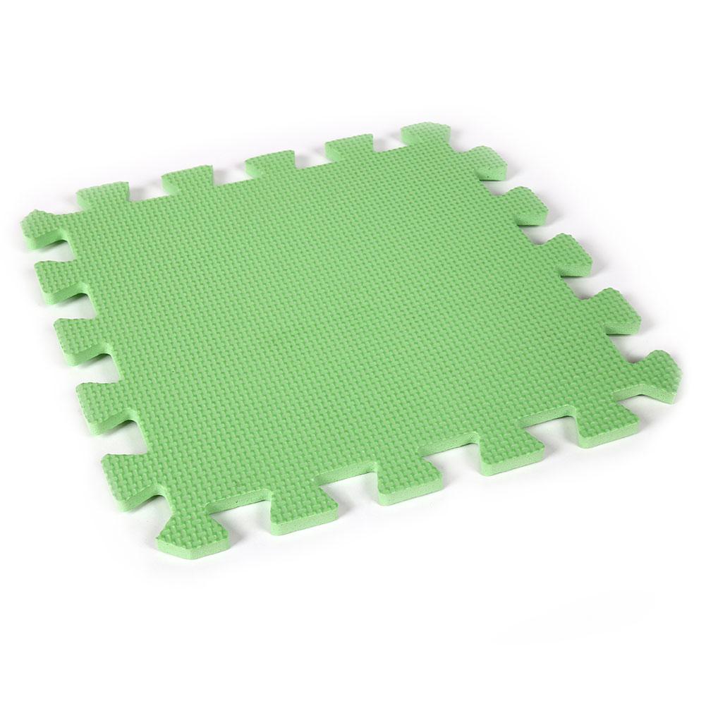 9pieces Antifatigue Puzzle Floor Foam Mats Pads Light
