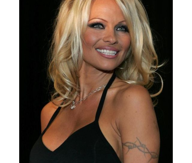 Pamela Anderson Sexy X Color Photo  On Ebid United States