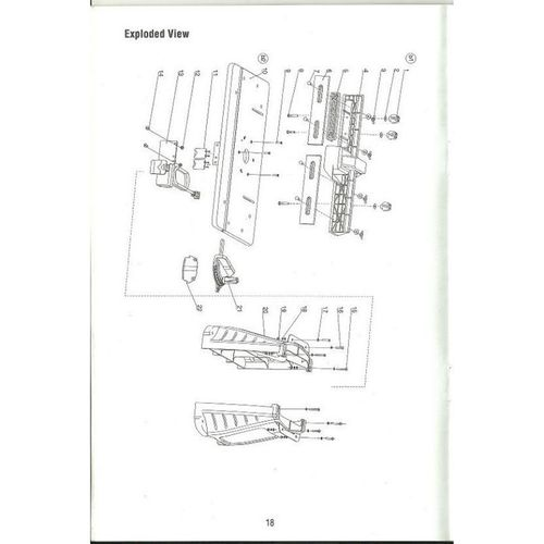 Owner's Manual Mastercraft 54-6938-6 Router with Table