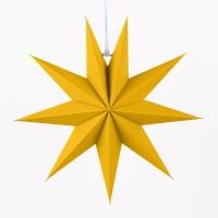 30cm Star Hanging Light Ceiling Lamp Shade Paper Lantern ...