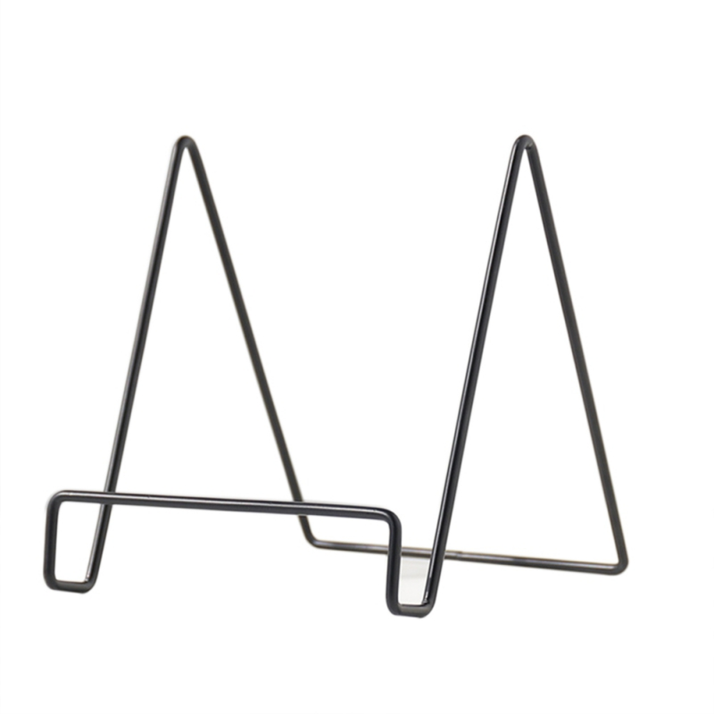 Iron Wire Hollow Metal Rack Mobile Phone Display Stand
