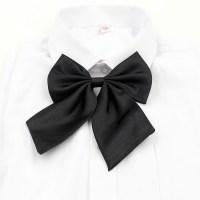 Trendy Chic Men Women Butterfly Neck Tie Shirt Accessories ...