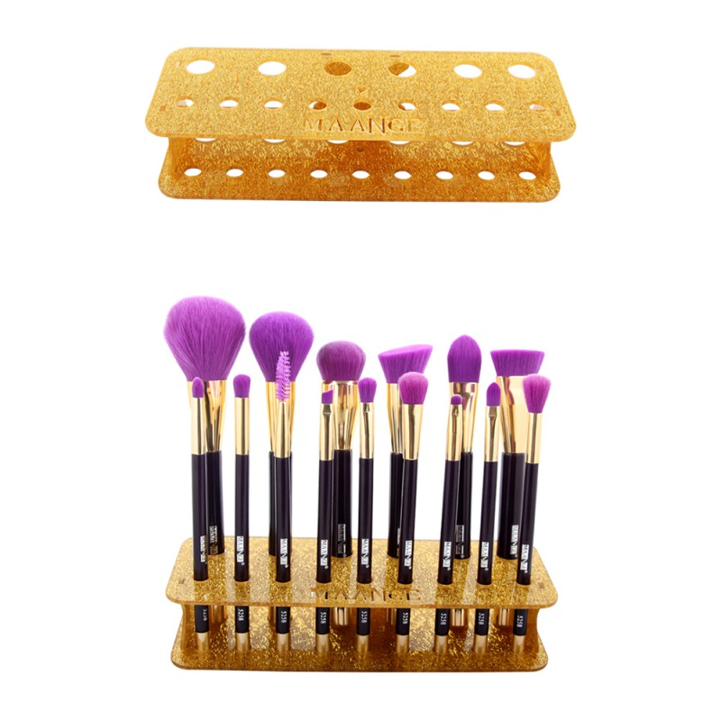 New Makeup Brush Holder Cosmetic Toothbrush Storage Stand