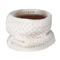 Cotton Knitted Neck Circle Scarf Unisex Men Women Shawl