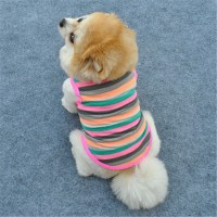 Small Pet Dog Cats Clothes Puppy Various Summer Vest T