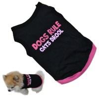 Cute Summer Pet Puppy Small Dog Cat Pet Clothes Vest T ...
