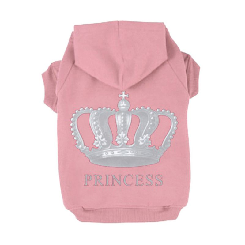 Winter Casual Small Pets Dog Clothes Warm Hoodie Coat