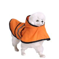 Waterproof Reflective Raincoat Rain Coat Jacket For Large ...