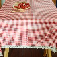 Modern Floral Table Cloth Waterproof Oil Resistant Kitchen ...