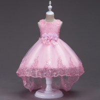 Baby Kids Girl Princess Party Dress Wedding Party Flower ...