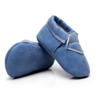 Toddler Baby Shoes Kids Moccasin Infant Boy Girl Soft Sole