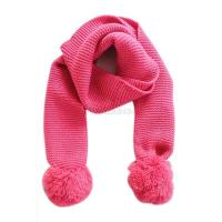 Kids Child Baby Knitting Wool Scarves Shawls Warm Baby ...