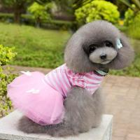 Small Dog Clothes Cute Pet Dog Puppy Tutu Dress Lace Skirt ...