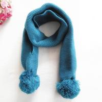 Winter Scarf Baby Warm Scarves Boys Girls Kids Knitted ...