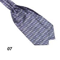 Stylish Floral Pattern Men Ties Long Silk Scarves/Cravat ...