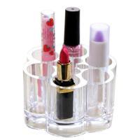 Cosmetic Organizer Makeup Case Lipstick Brush Holder ...