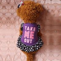 Female Small Dog Cat Clothes Apparel Puppy Pet Vest T ...