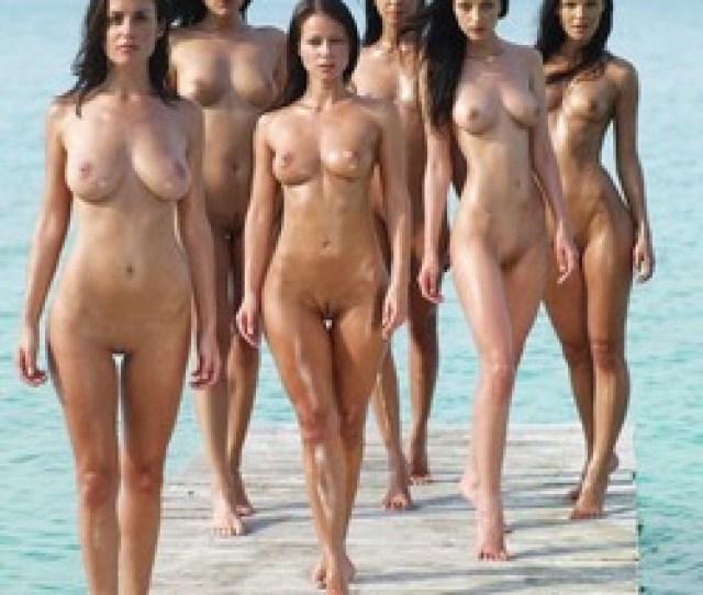 Watch Six Naked Girls