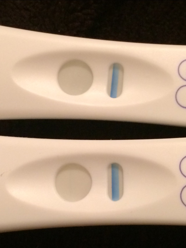 Cvs Pregnancy Test Faint Line : pregnancy, faint, Pregnancy, Positive, Faint