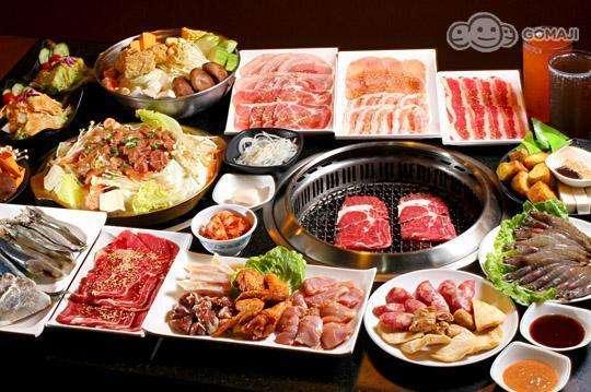 壽亭銅盤烤肉吃到飽 - GOMAJI 夠麻吉