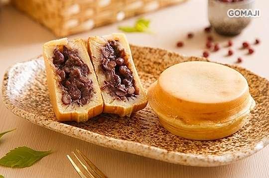 宇愛食光日式紅豆餅 - GOMAJI