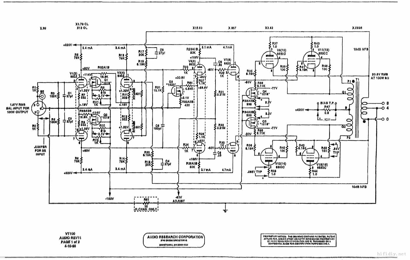 Clas D Amplifier Block Diagram