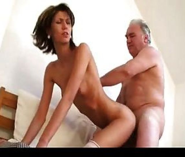 Old Man Fucks Young Girl 1