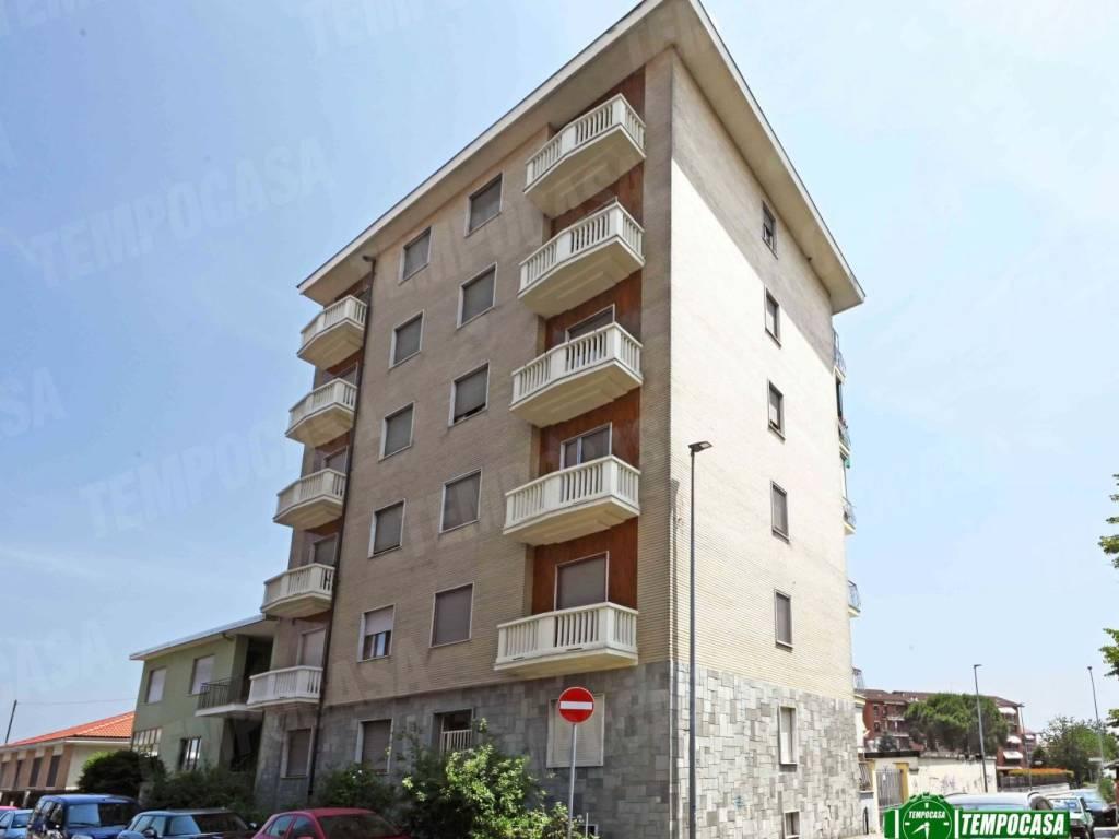 Vendita Appartamento Settimo Torinese Trilocale In Via