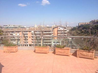 Attici in vendita a Roma in zona Torrino Cerca con Caasait
