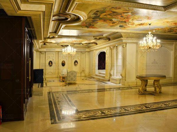 Luxury apartment complex for sale in farmanieh, Tehran ...