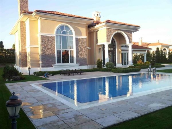 4 bedroom luxury Villa for sale in BÜYÜKÇEKMECE ALKENT ...