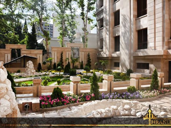 4 bedroom luxury Apartment for sale in Aghdasieh, Tehran ...