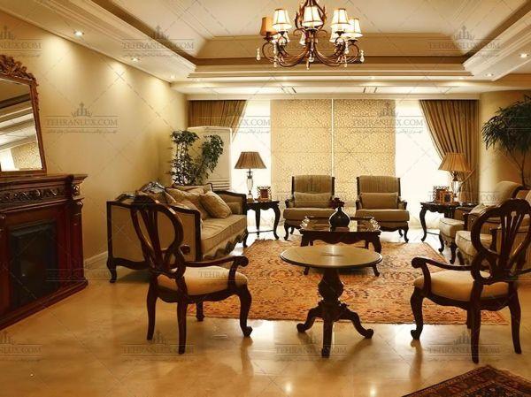 Luxury apartment complex for sale in niyavaran, Tehran ...
