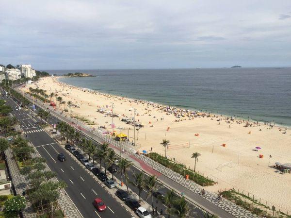 Luxury penthouse for sale in Av Vieira Souto, Rio de ...